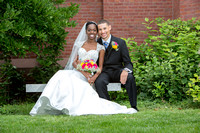 Shereka and John Wedding - July 25, 2015